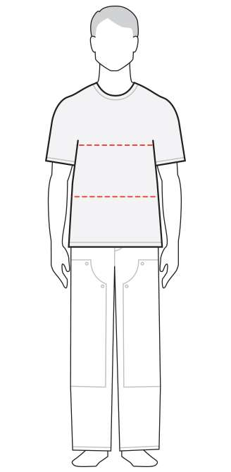 Men's How to Measure Guide