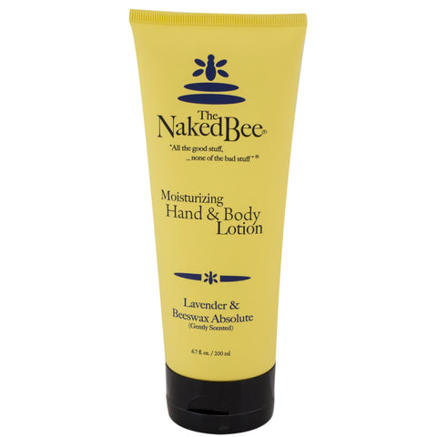 The Naked Lavender & Beeswax Absolute Lotion