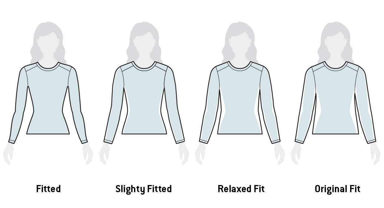 Fit and Style Guide Image