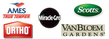 Brand Name Gardening Supplies Logos