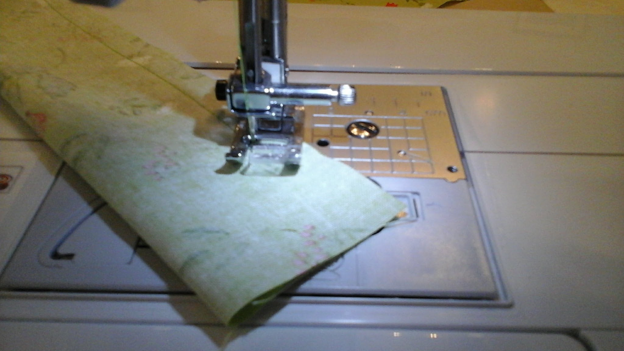 How to sew apron