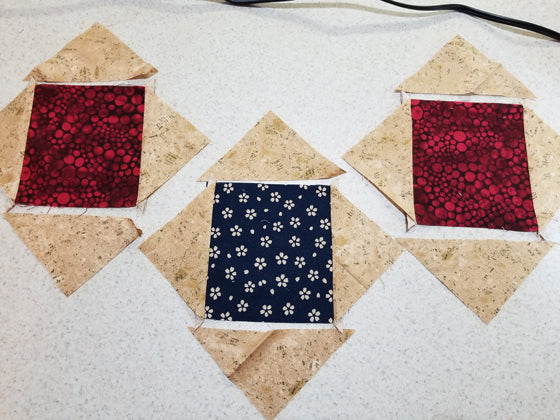 Sewing Table runner