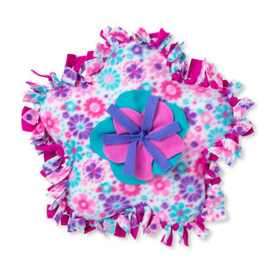 Created by Me! Flower Fleece Pillow 30611