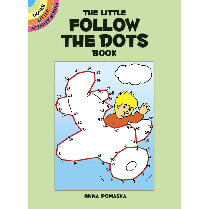Dover The Little Follow The Dots Book
