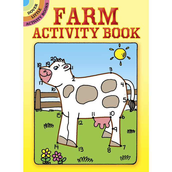 Dover Farm Activity Book