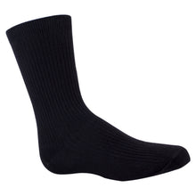 Black boys dress socks.