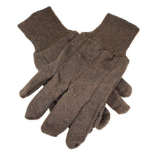 8 OZ. BROWN JERSEY GLOVE
