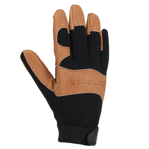 Carhartt The Dex II men's work gloves.