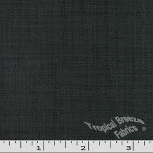 Smoke Klara 100% polyester fabric.