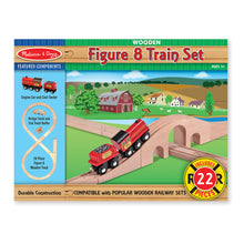 Train set in package