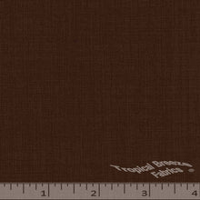 Brown dress fabric
