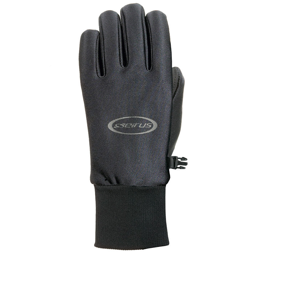 Black all weather glove