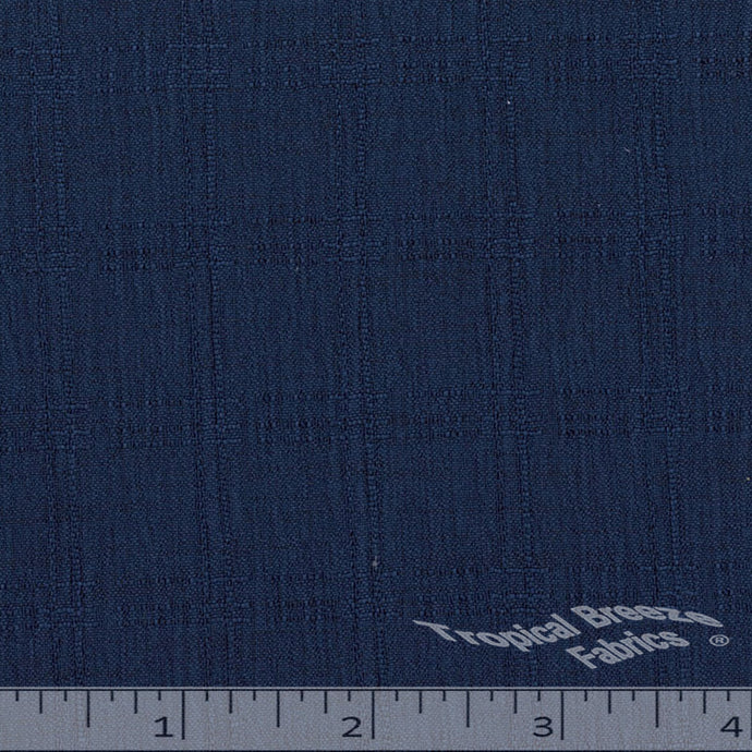 Navy solid fabric