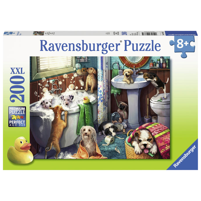 Tub Time 200 PC Puzzle 12667