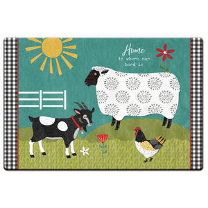 Farmhouse Floor Mats