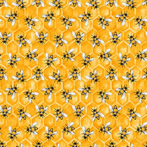 Show Me the Honey Cotton Fabric Collection 13