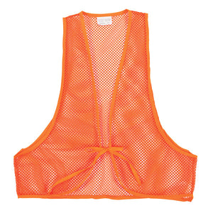 Orange Mesh Hunters Safety Vest 15750