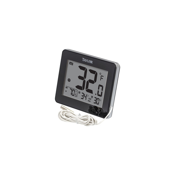 Wired Indoor and Outdoor Thermometer 1710