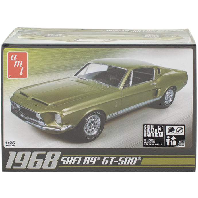 1968 Shelby GT-500 car model kit