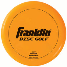 Franklin Disc Golf Putter Disc