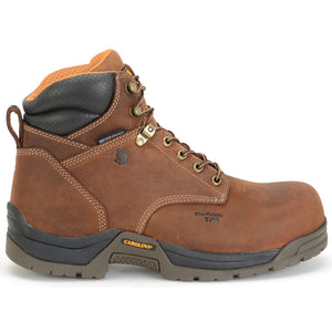 Waterproof Carolina Shoe work boot.
