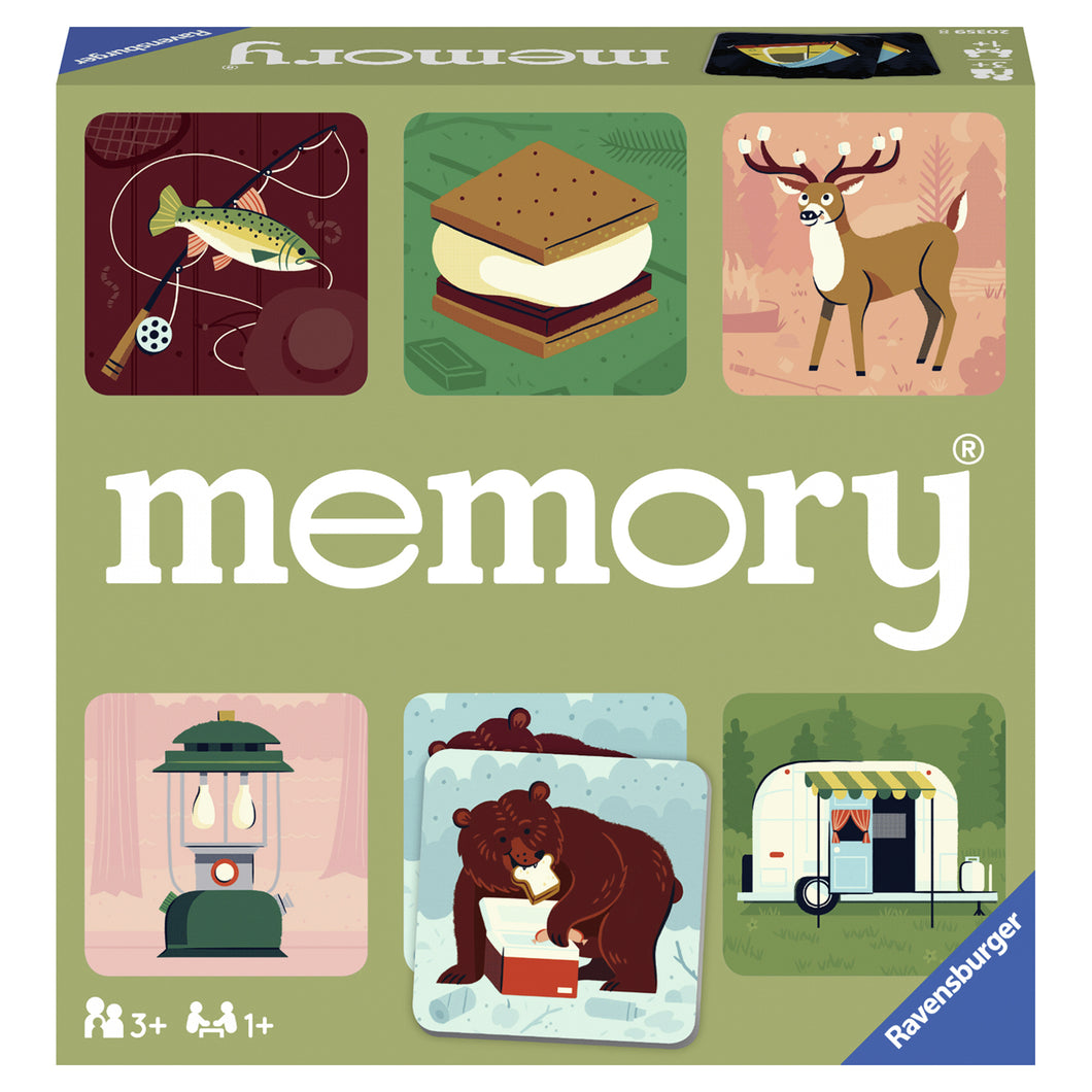 Great Outdoors Memory Game 20359