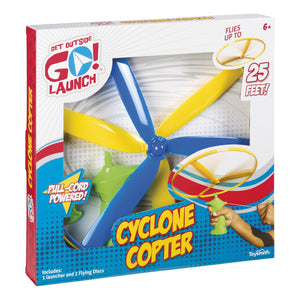 Cyclone copter in package