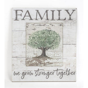 Stronger Together Rustic Sign 211-39807
