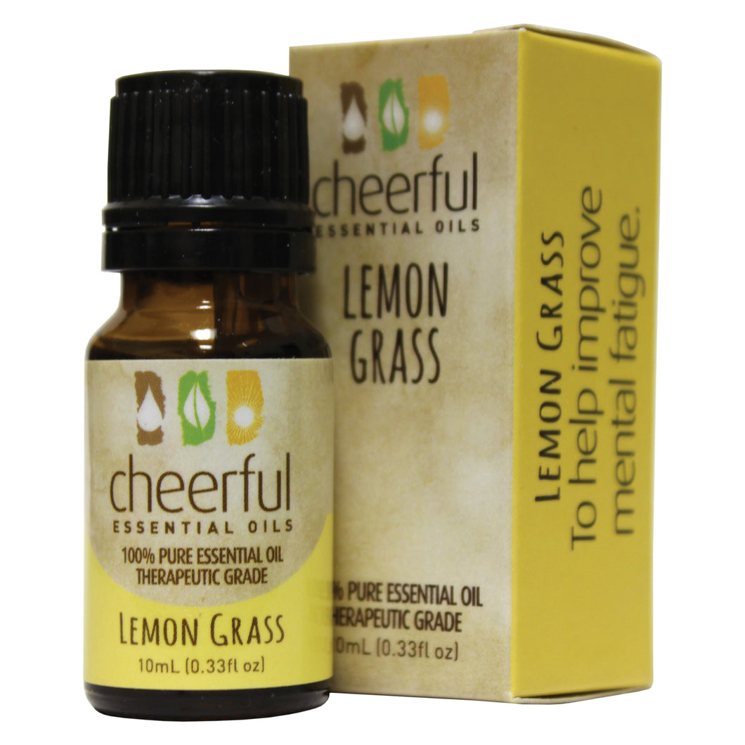 Cheerful Essential Oils Leomon oil.