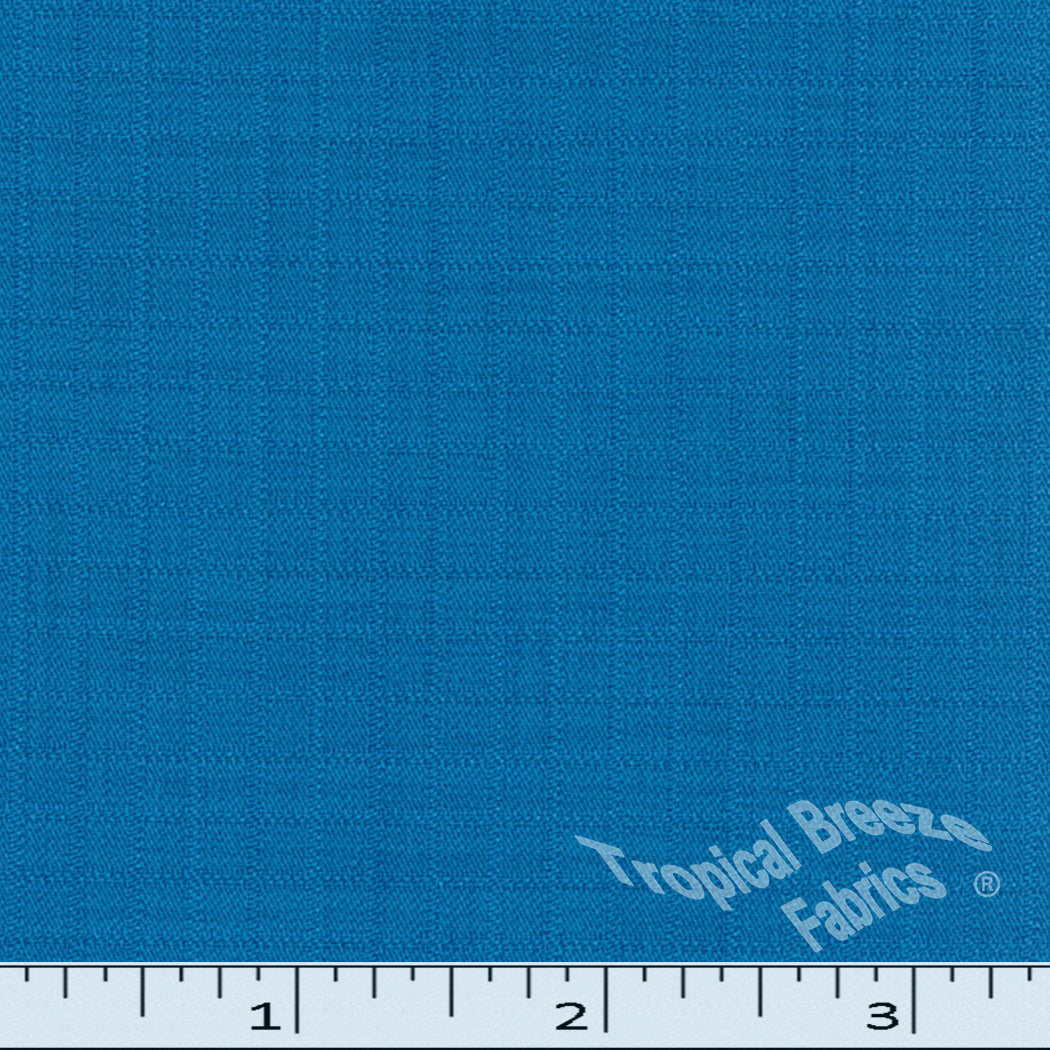 Peacock Klara 100% polyester fabric.