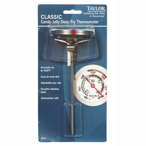 Taylor Candy and Deep Fry Thermometer 5911N