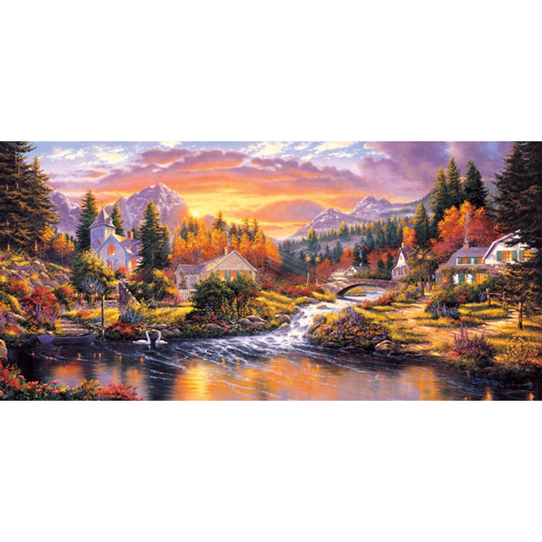 Morning Sunlight 1000 Piece Puzzle 26206