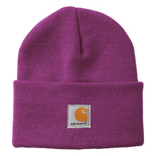 Willowherb beanie for kids.