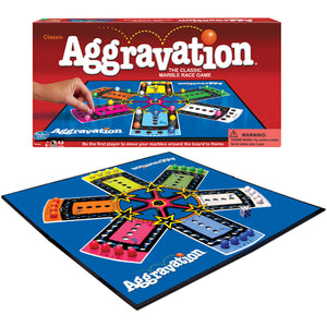 Hasbro Winning Moves Games Aggravation Game 1180