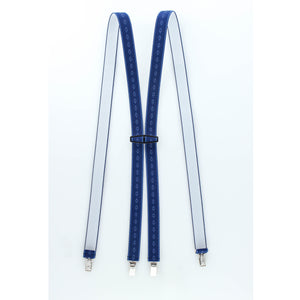 NVD Shenandoah Diamond Suspenders Clip-On
