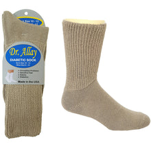 Dr. Alllay Tan diabetic socks.
