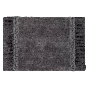 Avanti Linens Granite Braided Medallion Rug 11166JGTE