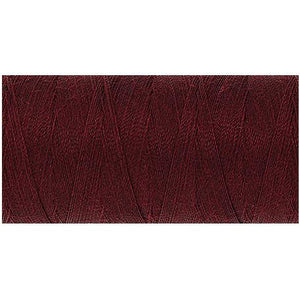 Bordeaux dark red thread.