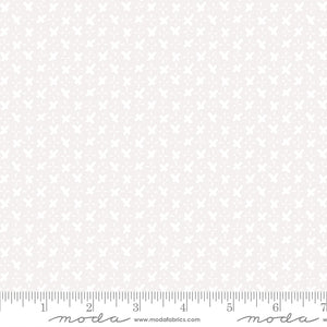Whispers Collection Cotton Fabric Criss Cross 33552