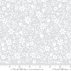 Whispers Collection Cotton Fabric Flower Patch 33557