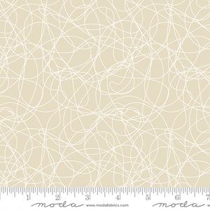 Whispers Collection Cotton Fabric Tangles 33560