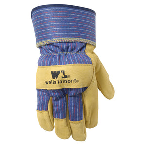 Wells Lamont leather gloves.