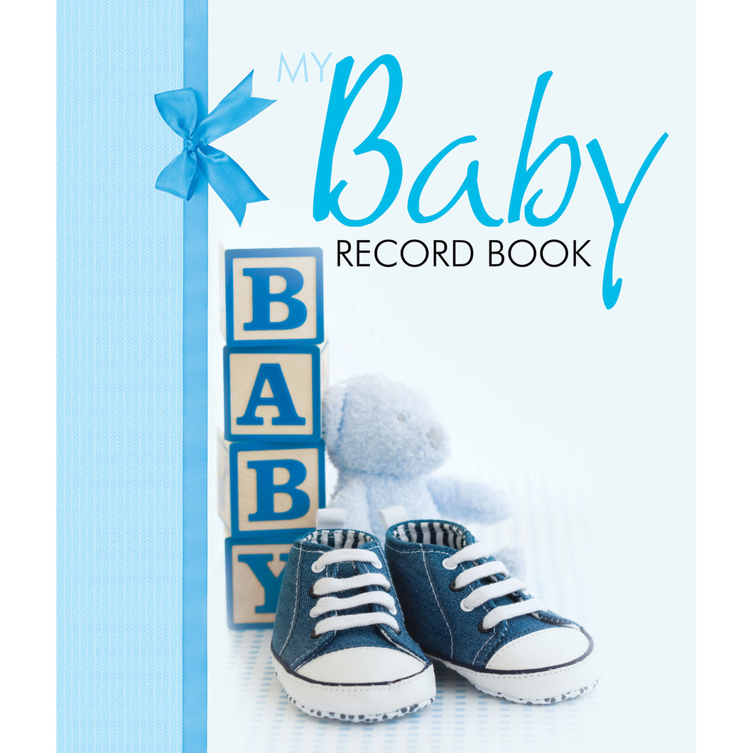 My Baby Record Book, Boy 3835
