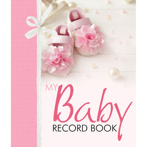 My Baby Record Book, Girl 3836
