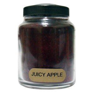 Juicy baby jar candle.