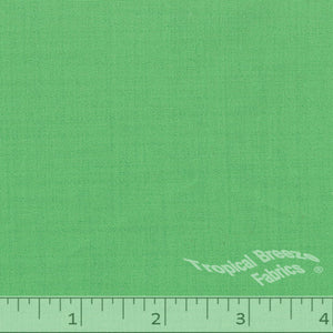 Kelly green fabric.