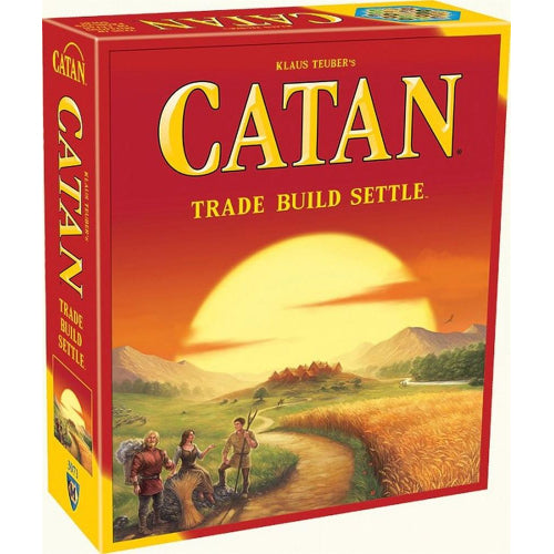 Settlers of Catan Game ASMCN3071