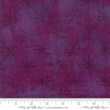 Plum Seeing Stars Moda quilt fabric