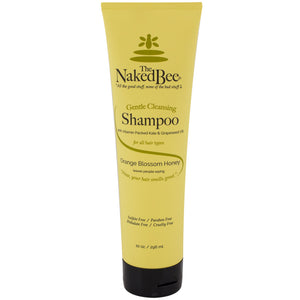The Naked Bee Gentle Cleasing Shampoo.