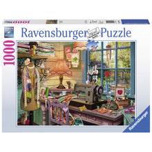Ravensburger The Sewing Shed.